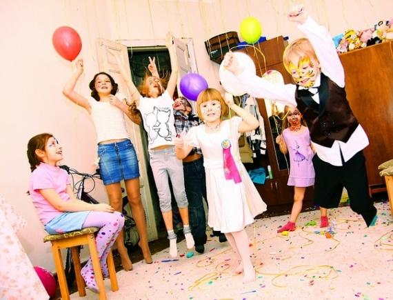 Фотосъемка и видеосъемка Студия детского праздника Smile - г. Новосибирск
